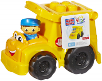 Wholesalers of Mega Bloks Lil Vehicles Classic Astd toys image