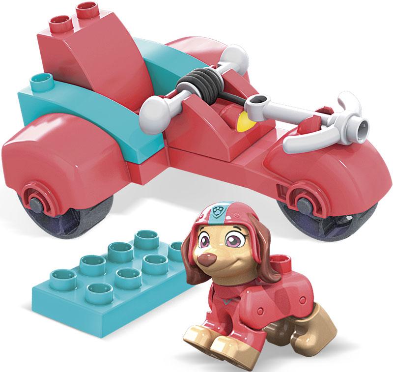 Wholesalers of Mega Bloks Paw Patrol - Libertys City Scooter Set toys
