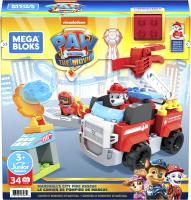 Wholesalers of Mega Bloks Paw Patrol - Marshalls City Fire Rescue toys image