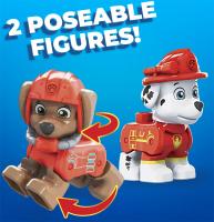 Wholesalers of Mega Bloks Paw Patrol - Marshalls City Fire Rescue toys image 4