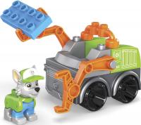 Wholesalers of Mega Bloks Paw Patrol - Rocky City Recycling Truck toys image 2