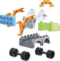 Wholesalers of Mega Bloks Paw Patrol - Rocky City Recycling Truck toys image 3