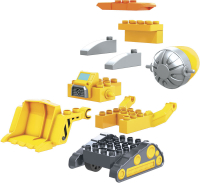 Wholesalers of Mega Bloks Paw Patrol - Rubbles City Construction toys image 2