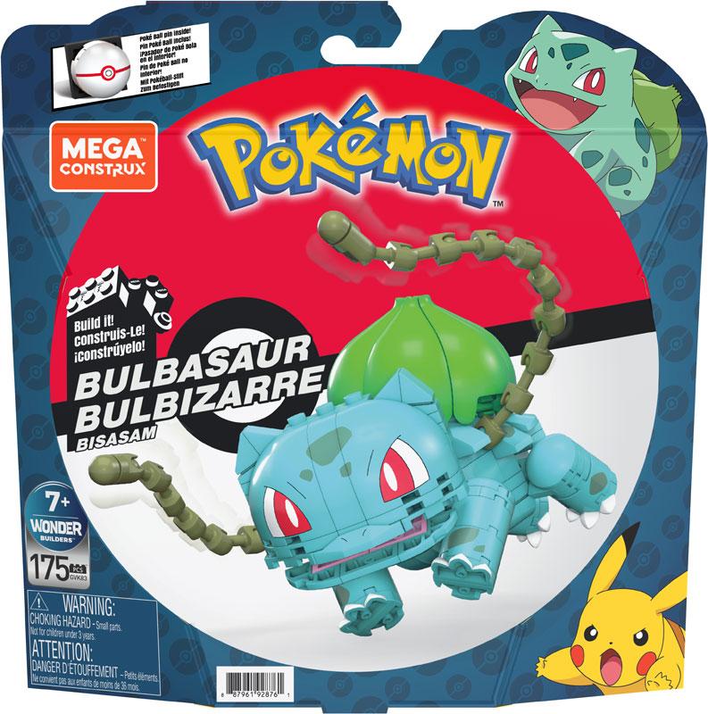 Wholesalers of Mega Bloks Pok Bulbasaur toys