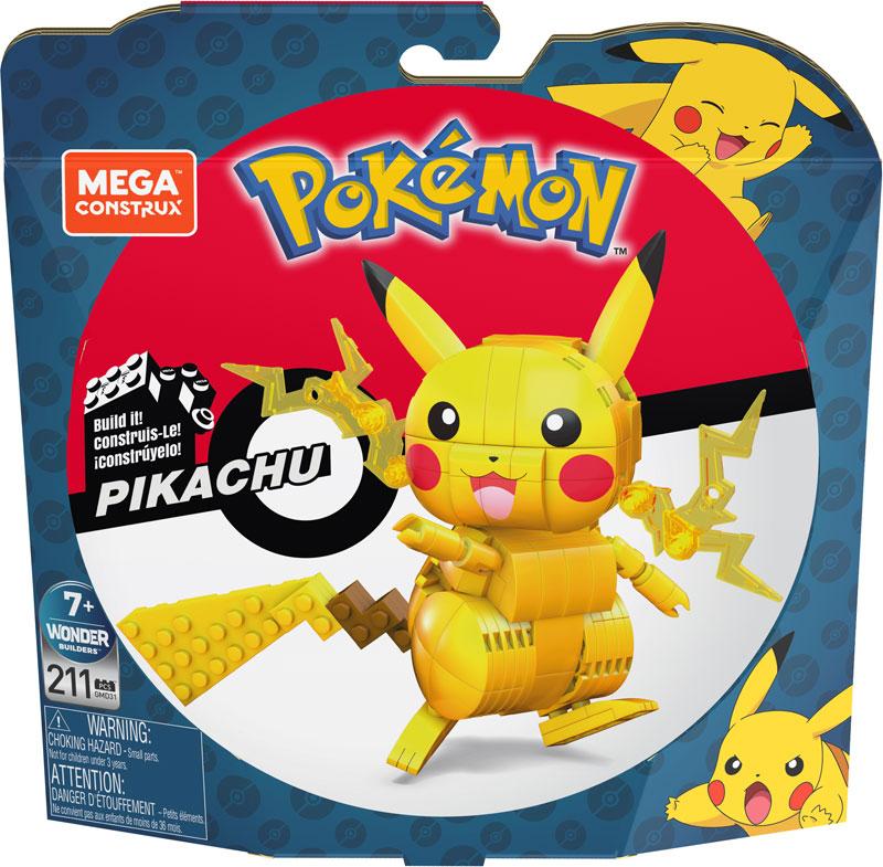 Wholesalers of Mega Bloks Pokemon Pikachu toys