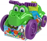 Wholesalers of Mega Bloks Ride N Chomp Croc toys image