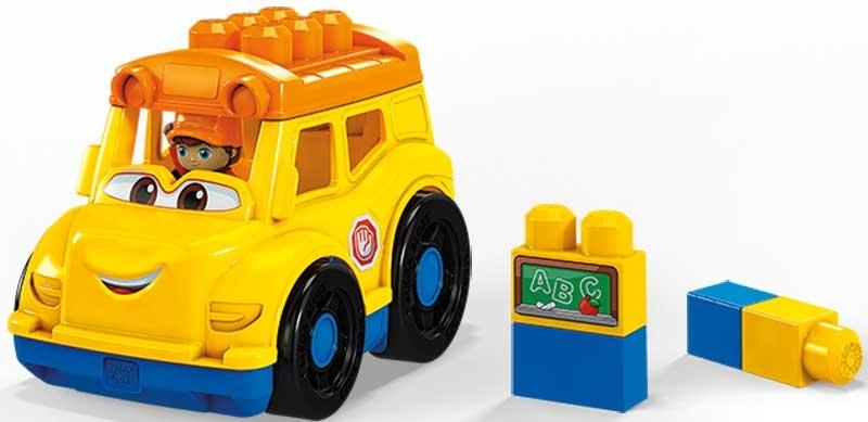 Wholesalers of Mega Bloks School Bus toys