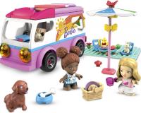 Wholesalers of Mega Construx Barbie Adventure Dreamcamper toys image 2