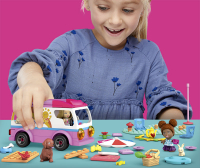 Wholesalers of Mega Construx Barbie Adventure Dreamcamper toys image 3