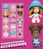 Wholesalers of Mega Construx Barbie Adventure Dreamcamper toys image 4