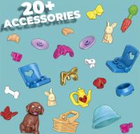 Wholesalers of Mega Construx Barbie Adventure Dreamcamper toys image 5