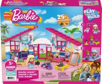 Wholesalers of Mega Construx Barbie Malibu House toys Tmb