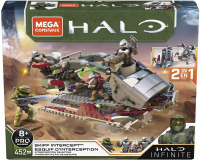 Wholesalers of Mega Construx Halo 40 Vehicle 4 toys image