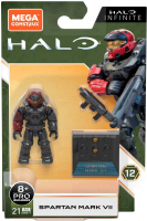 Wholesalers of Mega Construx Halo Heroes Asst toys image