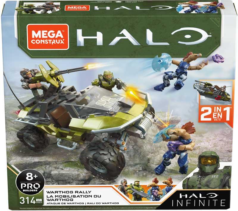 Wholesalers of Mega Construx Halo Infinite Vehicle 3 toys