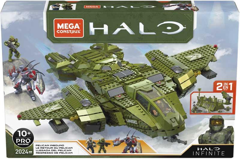 Wholesalers of Mega Construx Halo Infinite Vehicle 6 toys