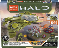Wholesalers of Mega Construx Halo Unsc Wasp Onslaught Vehicle toys Tmb