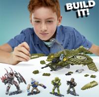 Wholesalers of Mega Construx Halo Unsc Wasp Onslaught Vehicle toys image 3