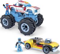 Wholesalers of Mega Construx Hot Wheels Rodger Dodger And Hot Wheels Racing toys image 2