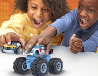 Wholesalers of Mega Construx Hot Wheels Rodger Dodger And Hot Wheels Racing toys image 3