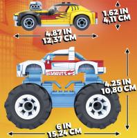 Wholesalers of Mega Construx Hot Wheels Rodger Dodger And Hot Wheels Racing toys image 4