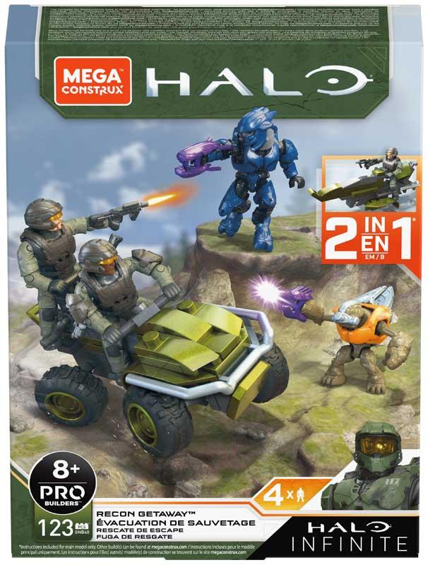 Wholesalers of Mega Construx Mongoose Hunt toys