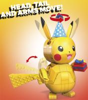 Wholesalers of Mega Construx Pokemon Celebration Pikachu toys image 4