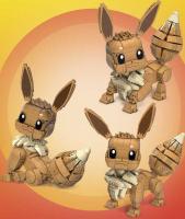 Wholesalers of Mega Construx Pokemon Jumbo Eevee toys image 3