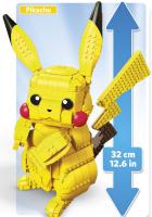 Wholesalers of Mega Construx Pokemon Jumbo Pikachu toys image 3