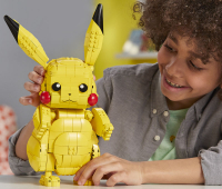 Wholesalers of Mega Construx Pokemon Jumbo Pikachu toys image 4