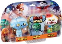Wholesalers of Mega Headz Triple Pack Asst Series 1 toys image
