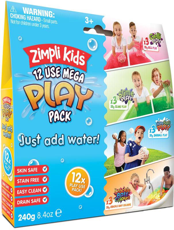 Wholesalers of Mega Play Pack - 24og toys