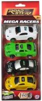 Wholesalers of Mega Racers toys image