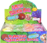 Wholesalers of Mesh Ball Light Up Glitter toys image 2
