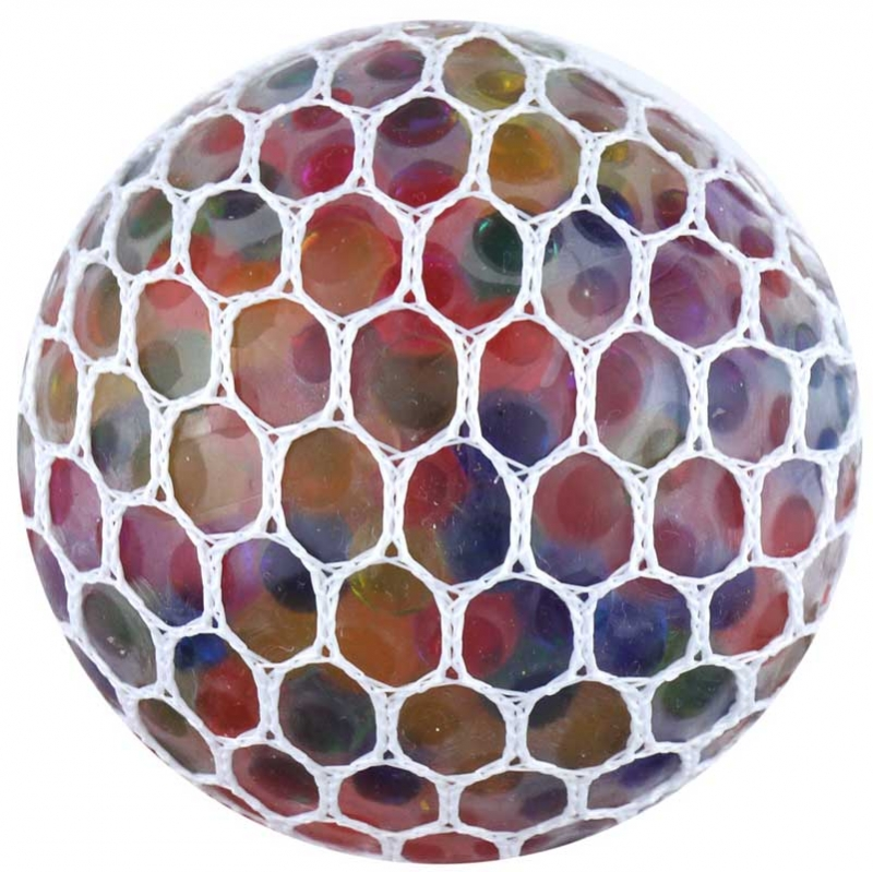 Wholesalers of Mesh Ball With Beads toys
