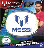 Wholesalers of Messi Training 2 In 1 Soft Touch Training Ball Asst toys image