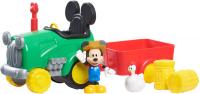 Wholesalers of Mickey Mouse Barnyard Fun Tractor toys Tmb