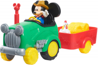 Wholesalers of Mickey Mouse Barnyard Fun Tractor toys image 2
