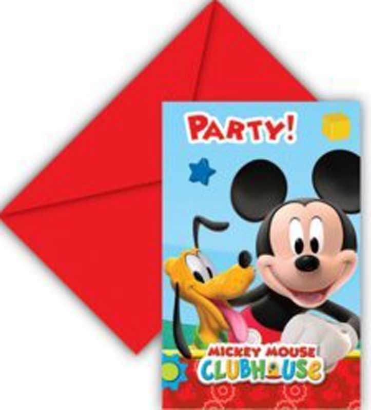 Wholesalers of Mickey Mouse Clubhouse Invitations toys