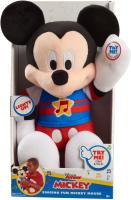 Wholesalers of Mickey Mouse Singing Fun Plush toys image