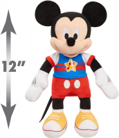 Wholesalers of Mickey Mouse Singing Fun Plush toys image 3
