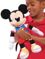 Wholesalers of Mickey Mouse Singing Fun Plush toys image 4