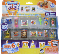Wholesalers of Micro Toy Box 20 Pack toys image