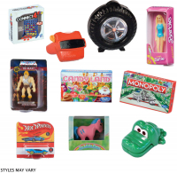 Wholesalers of Micro Toy Box Collectables Series 1 toys image