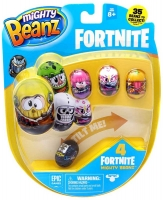 Wholesalers of Mighty Beanz Fortnite 4-pack S1 toys image
