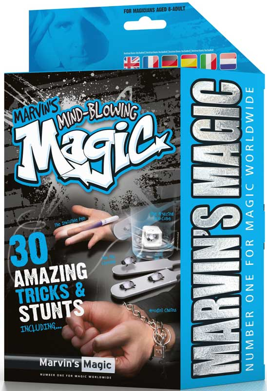 Wholesalers of Mind-blowing Magic 30 Amazing Tricks And Stunts toys