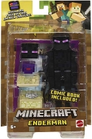 Wholesalers of Minecraft 3.25 Inch Comic Mode Figures Assortment toys image