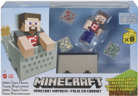 Wholesalers of Minecraft 3.25inch Minecart Asst toys image