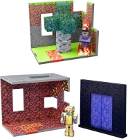 Wholesalers of Minecraft Biome Playsets Asst toys image