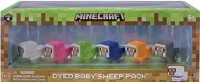 Wholesalers of Minecraft Dyed Baby Sheep Pack toys image
